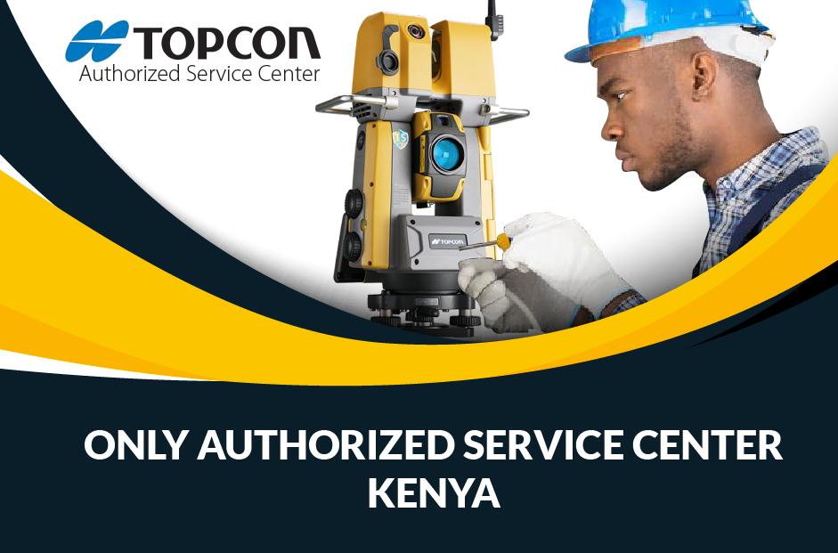 Topcon Autorized Service Centre in Kenya